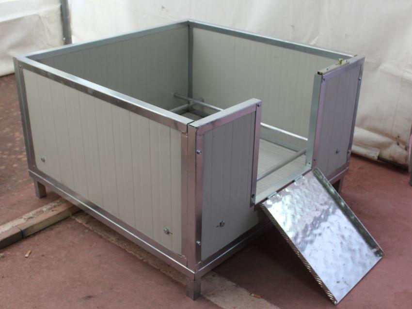 Box parturition